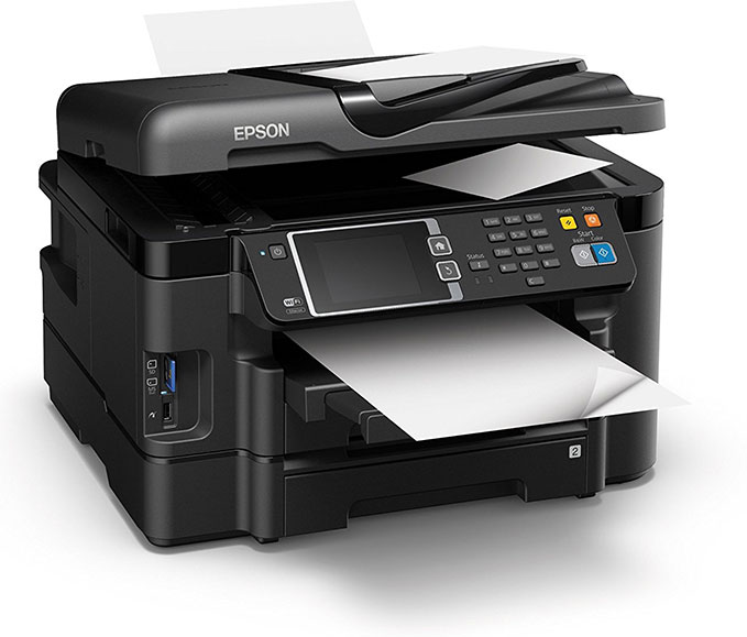 Epson Workforce WF3640